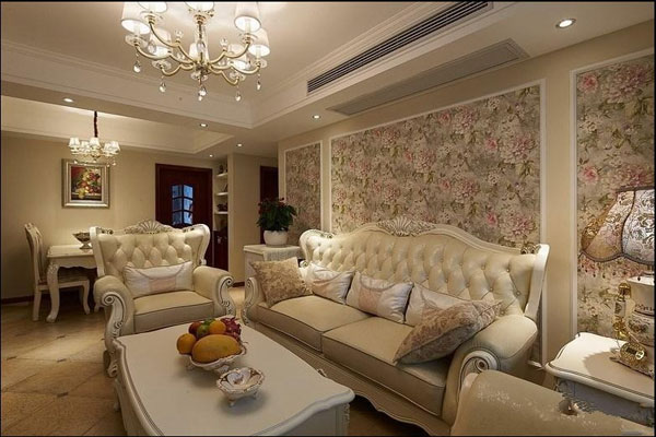 79平-银城东方国际-欧式/简欧风格装修-5.42万
