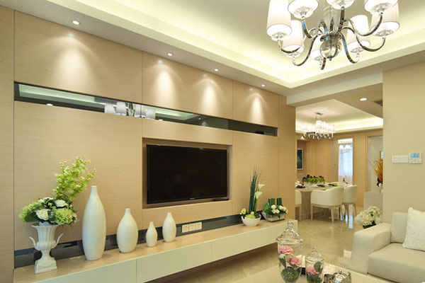 118平-尚水家园-现代/简约风格装修-7.75万