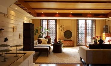 105平-凯华丽景-中式风格装修-6.97万