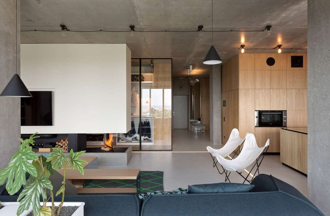 103平-神仙树大院-北欧风格装修-6.85万