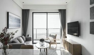 65平-传化国际新城-现代/简约风格装修-4.68万
