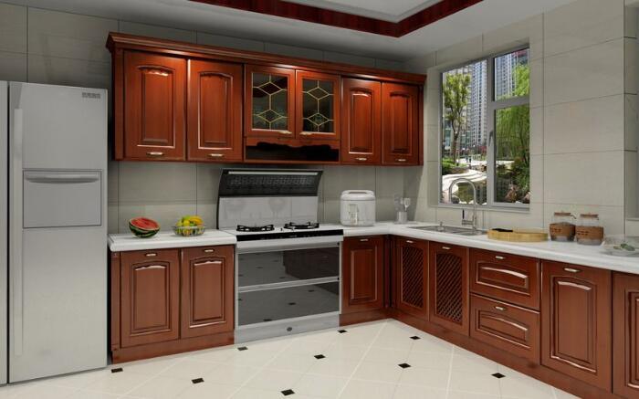 如何选购厨房橱柜